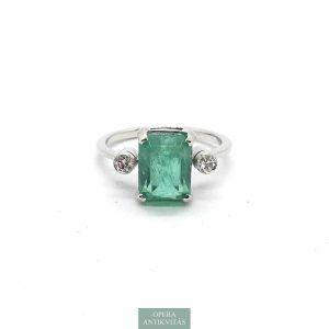 Smaragd gyűrű
