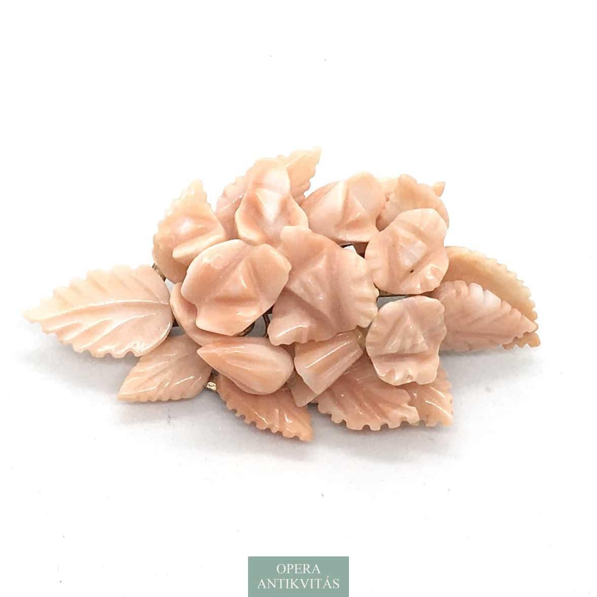 Korall bross